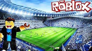 MON STADE DE FOOTBALL ! Roblox