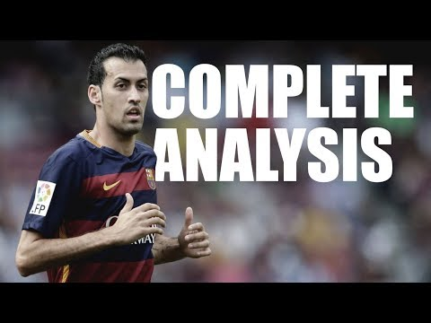Learn to Play Center Mid | A Pro's Analysis of Busquets