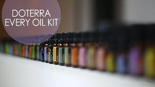 Unboxing Doterra Every Oil Kit Holistic Longevity