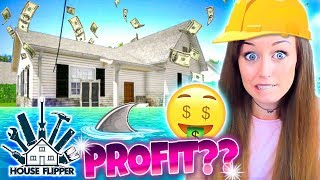 FROM FLOODED🌊 TO FABULOUS!💁‍♀️ (⚒ House Flipper! #3🏘)