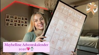Maybelline Adventskalender ... Maybelline WARUM ...😒 | Jolineelisa