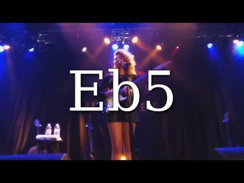 (HD) Tori Kelly Live Vocal Range: C#3-F#6(G6)