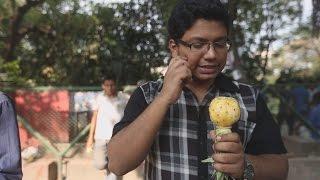Street Fruit | Puny Pineapple | Street Food