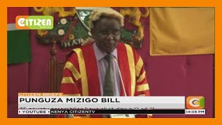 Isiolo County Assembly rejects punguza mizigo bill
