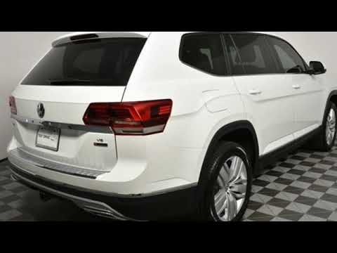 New 2019 Volkswagen Atlas Atlanta, GA #VA19159 - SOLD