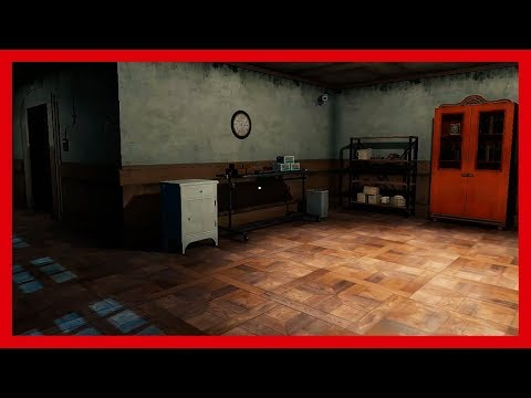 Forgiveness | PC Steam Gameplay | GTX 1060 I7-7700 High | Puzzle Psychological Horror |