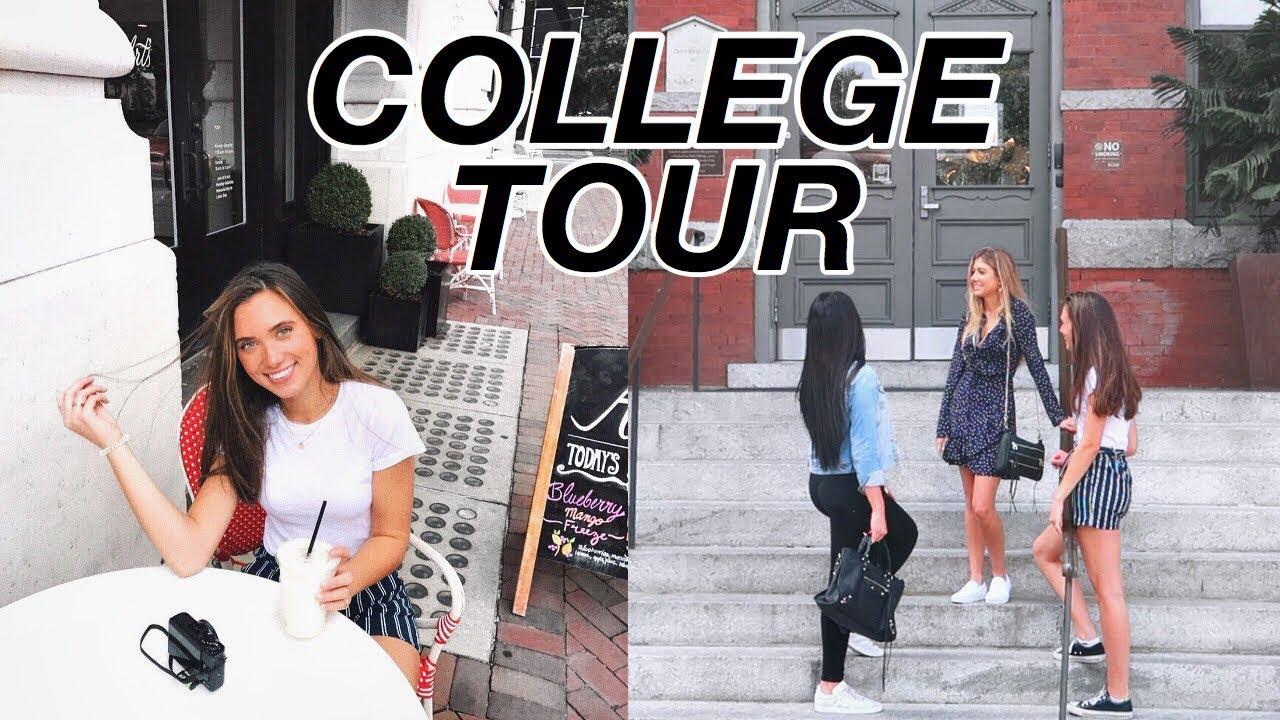 Fashion week Campus: on Looks Hannah Savannah College for woman