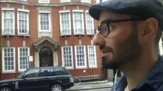 Authentic London Walks | Seeking Sherlock Holmes in Baker Street | The game is afoot!