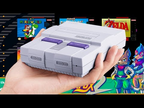 SNES CLASSIC EDITION IS REAL!! SOLD OUT LIKE CRAZY??