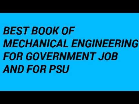 Mechanical engineering best book