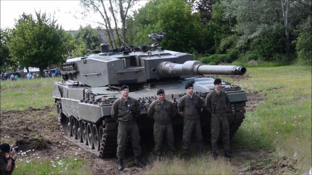 Panzer Leopard 2