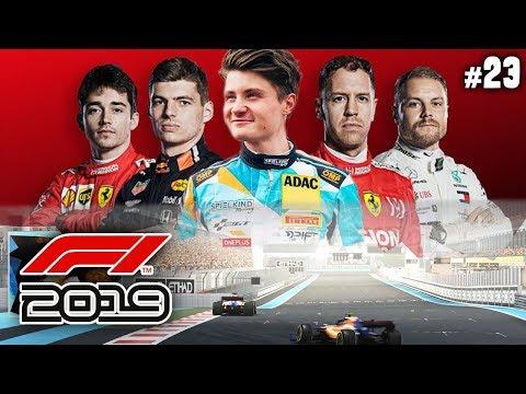 Finale mit Traumergebnis | F1 2019 #23 | Abu Dhabi 🇦🇪 | Dner