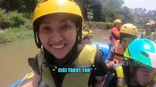 BROWNIS - Wow Thalia Ternyata Berani Loh Naik Rafting (24/11/19) PART 2