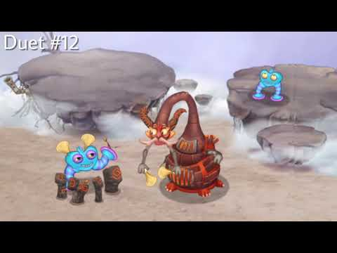Random Duet Day S1 EP1 | My Singing Monsters/ Dawn Of Fire