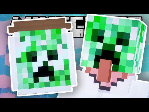 Minecraft Lab | HOW TO CATCH A CREEPER IN A JAR!!