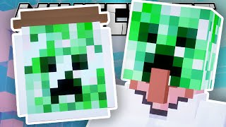 Minecraft Lab | HOW TO CATCH A CREEPER!!