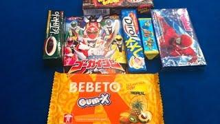 Top Gum 01. Тест-обзор жевательной резинки Bebeto, Big Babol, Dirol, Lotte, Hubba Bubba и др.