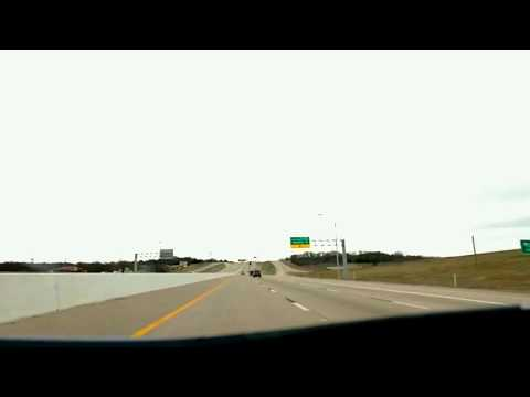 Full Time Lapse Of Drive From Dallas Tx To Austin 200 Miles