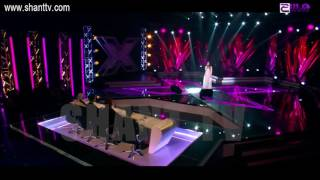 X factor4 Armenia-Hasmik Karapetyan 12.02.17