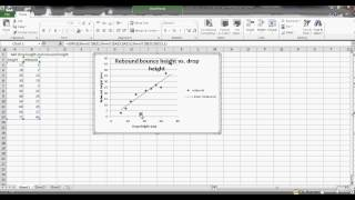 Excel 2010 - removing an outlier