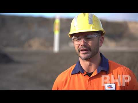 Meet Grant - Pre-strip Superintendent At Peak Downs Mine