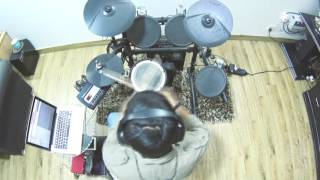Ae Dil Hai Mushkil -Bulleya  (Drum & Djembe Cover) Parth Saini | Arijit Singh | Pritam