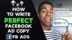 How to Write Powerful Ad Copy That Brings Sales! (FB Ads Tutorial)