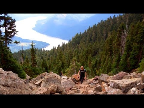 Hiking Mount Ellinor (Olympic Mountains)