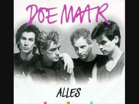 Doe Maar - Alles gaat voorbij (lyrics)