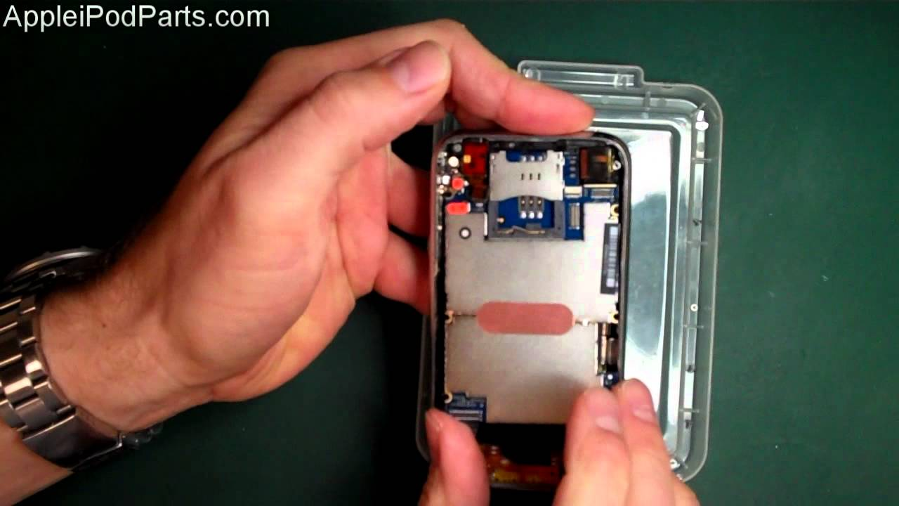 iphone 3g 3gs logic board replacement repair guide www rh youtube com iPhone 2G iPhone 5G