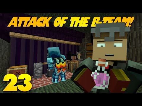 Minecraft: THE POTION IS READY! Attack Of The B-Team Modded Survival (23)