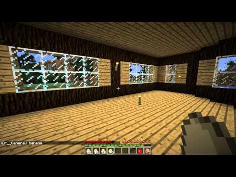 Norsk Minecraft - Byggeklosser med Noobwork S2 E2 | Hilser på Dr__general!