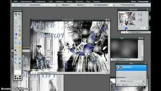 Урок Онлайн Фотошопа Pixlr . Ава в Онлайн Фотошопе . Как сделать аву в Pixlr