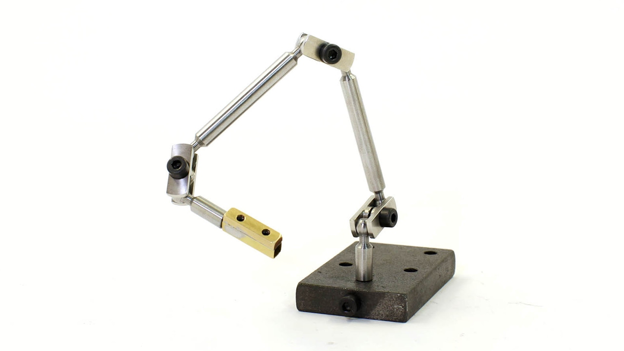 Rs1 Armature Rigging Arm For Stop Motion Animation Youtube