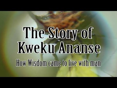 The Story of Kweku Ananse: How Wisdom came to live with Man