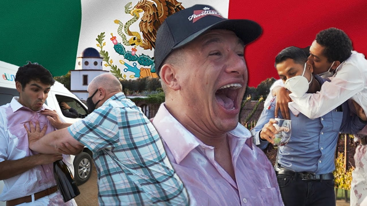 24 World News We Completely Ruined A Wine Tour In Mexico Tell steve anything and he will do it! 24 world news