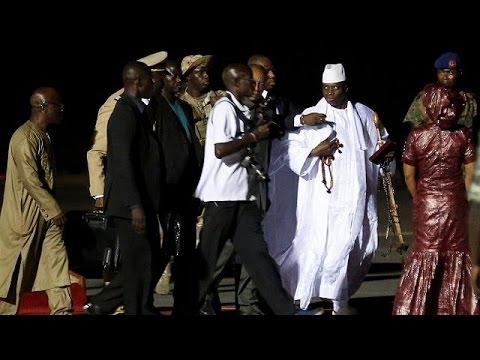 Equatorial Guinea confirms Jammeh's political asylum in the country