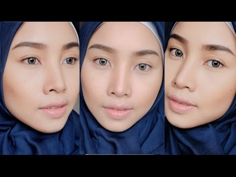 HOW TO CONTOUR & HIGHLIGHT MAKEUP TUTORIAL | CARA SHADING WAJAH TEMBEM/CUBY & HIDUNG | IRNA DEWI