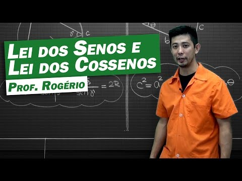 Matemática - Trigonometria: Lei dos Senos e Lei dos Cossenos