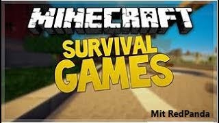 SurvivalGames(SG) Mit RedPanda