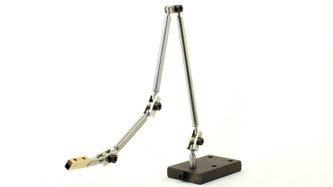 Rs4 Armature Rigging Arm For Stop Motion Animation Youtube