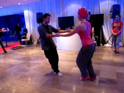 West Coast Swing With Matjaž @ Sarajevo Salsa Congress