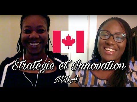 Le programme en Stratégie et Innovation (MBA) - Qu'est ce que c'est?
