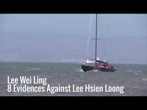 Lee Wei Ling 8 Evidences against Lee Hsien Loong