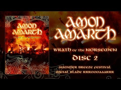"""Amon Amarth """"Wrath of the Norsemen"""" DVD 2 (OFFICIAL)"""