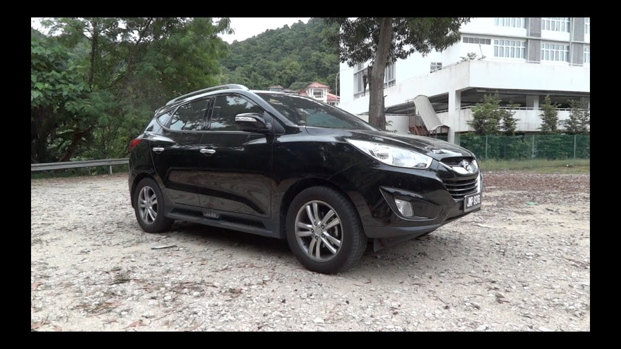 2011 hyundai tucson 2 0 high spec start up and full vehicle tour youtube. Black Bedroom Furniture Sets. Home Design Ideas