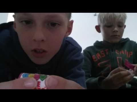 Candy Test || Norsk/Svensk slik