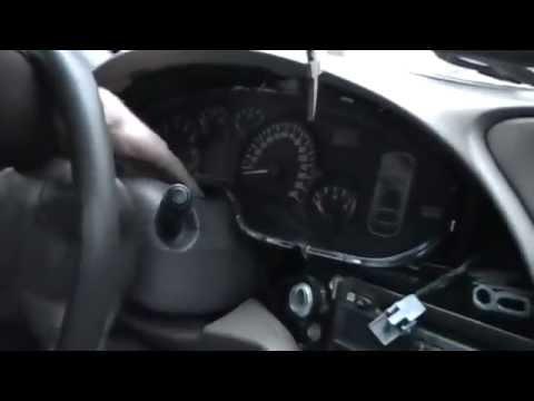 Pontiac Bonneville Instrument Cer Removal Procedure By Fix