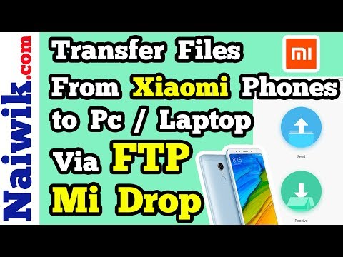 how to connect xiaomi mi a2 with computer pc and transfer files mtp connection. how to transfer file.
