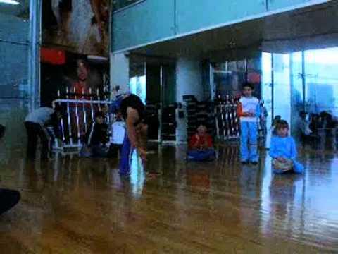 DENNIS GARCIA capoeira kids